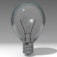light bulb 3ds