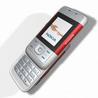 nokia 5200 3d model