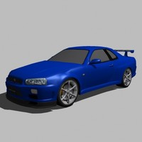 Nissan_R34_Low_Poly.max.zip