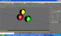 ds max juggling balls