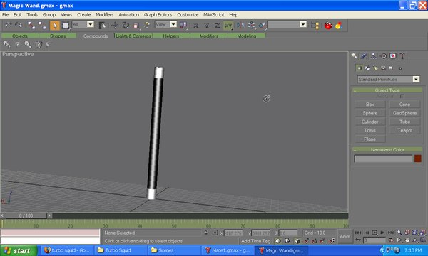 Wand 3D Models for Download | TurboSquid