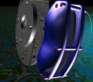 brake assembly max