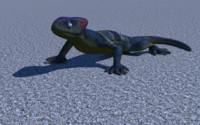 Plastic Lizard