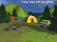 lightwave pack scenes