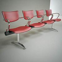 max seating waiting airports