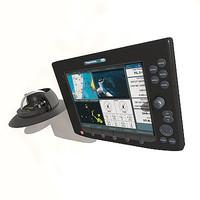 raymarine e120 navigation 3d max
