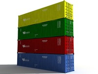Container Freight Cargo