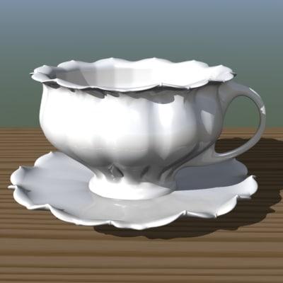 3d acup cup a