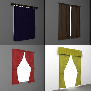 dxf curtain