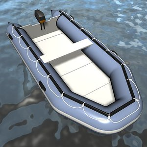rubber boat max