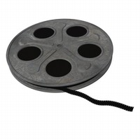 film reel 3d dxf