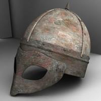 helmet2.3ds