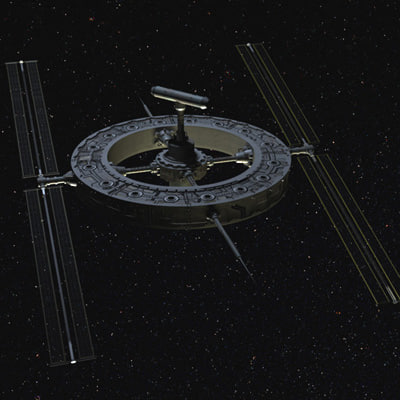 space station ma
