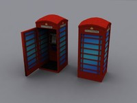 telephone booth.max