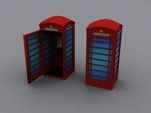 maya telephone booth