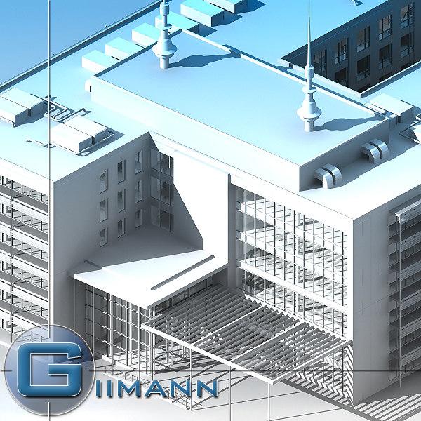 maya office building
