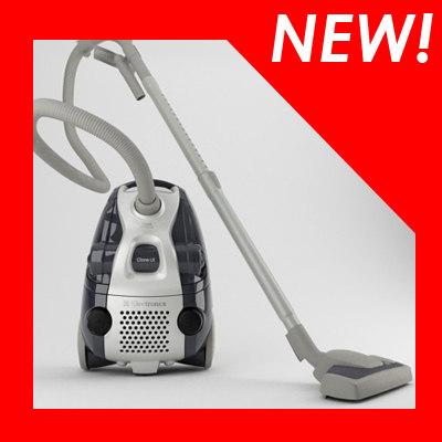 vacuum cleaner 3d 3ds
