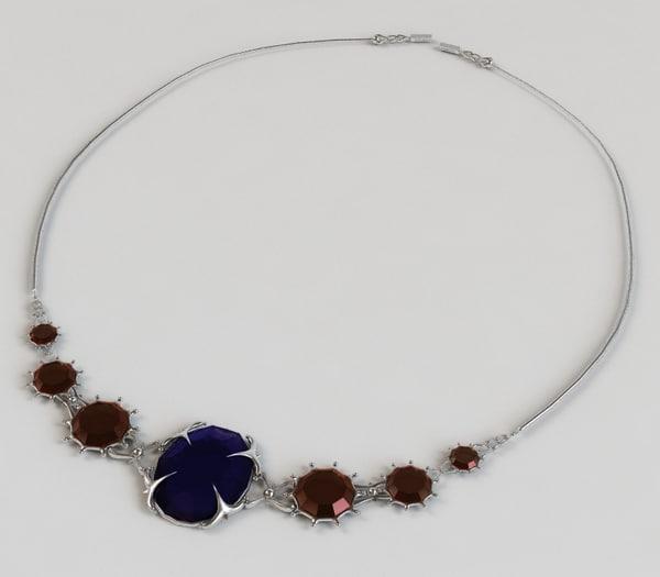 necklace modelled 3d model