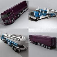 Semi Trucks 255