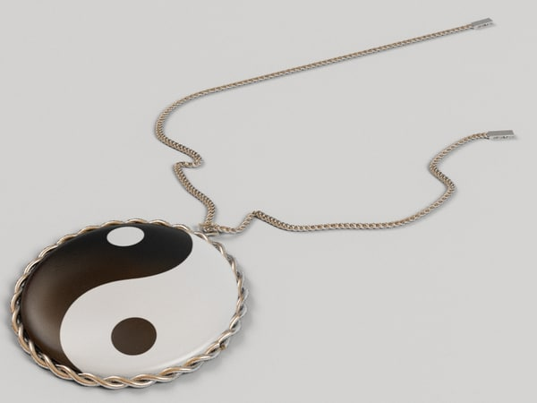of necklace -yan