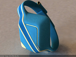 3d school bag backpack