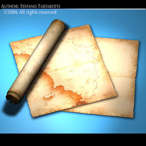 treasure papyrus 3d 3ds
