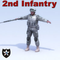 3d usarmy soldiers