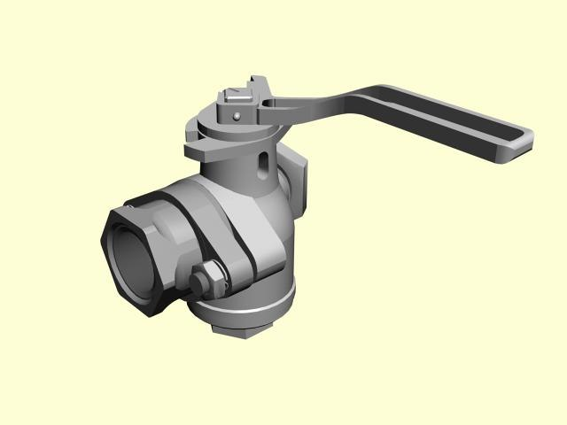 3d valve pulley