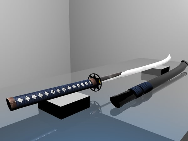 sword c4d