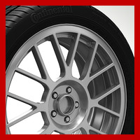 Wheel (Rim - Tyre and Brake Disc) 1