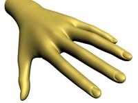 3ds max arm