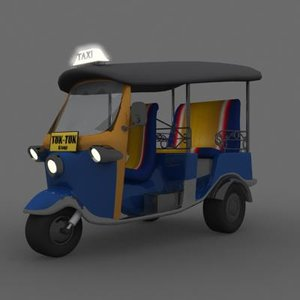 maya tuktuk taxi