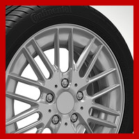 Wheel (Rim - Tyre and Brake Disc) 2