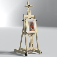 easel 3d max