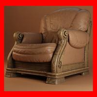 Leather Armchair (1)