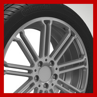 Wheel (Rim - Tyre and Brake Disc) 3