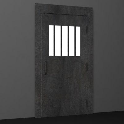 lwo prison door