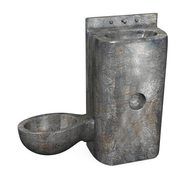 obj toilet prison