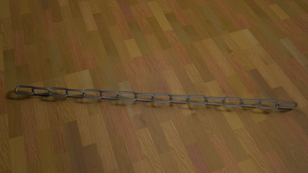 rusty chain c4d