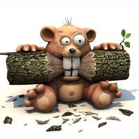 crazy beaver 3d 3ds