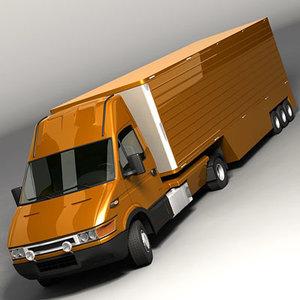 trailer euro mini 3ds