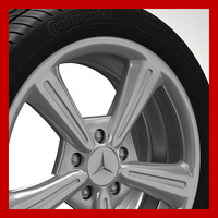 Wheel (Rim - Tyre and Brake Disc) 4