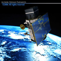 Scientific research satellite