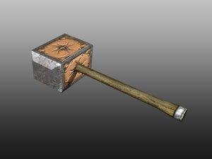 x mallet use games
