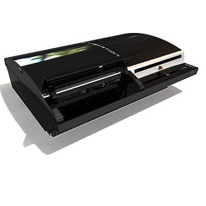max playstation 3 console