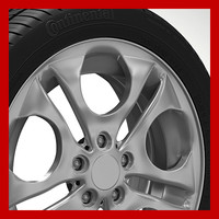 Wheel (Rim - Tyre and Brake Disc) 5