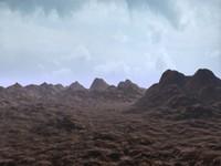 3d terrain landscape