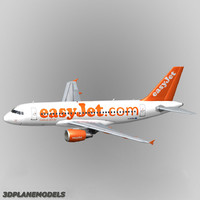 Airbus A-319 EasyJet