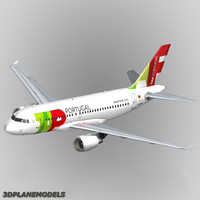 Airbus A-319 TAP Portugal
