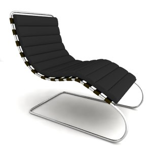 3ds chair armchair